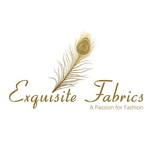 Exquisite Fabrics Logo Design