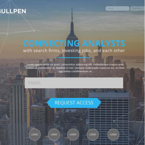 Wordpress Landing Page Design