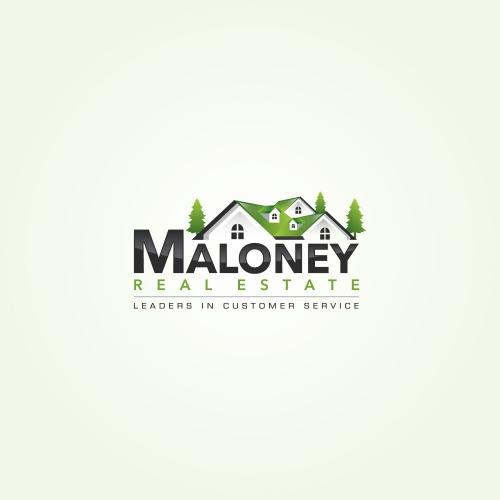 Maloney Real Estate Logo