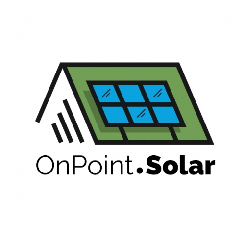 OnPoint Solar Logo