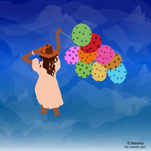 The Balloon Girl
