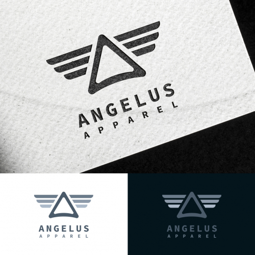 Logo design for an apparel industry