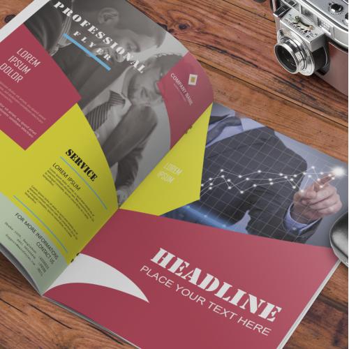 Flyer / Brochure design