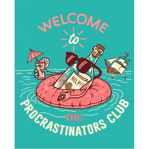 Procrastinators Club