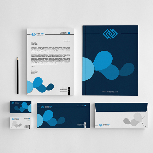 Print Stationery Design