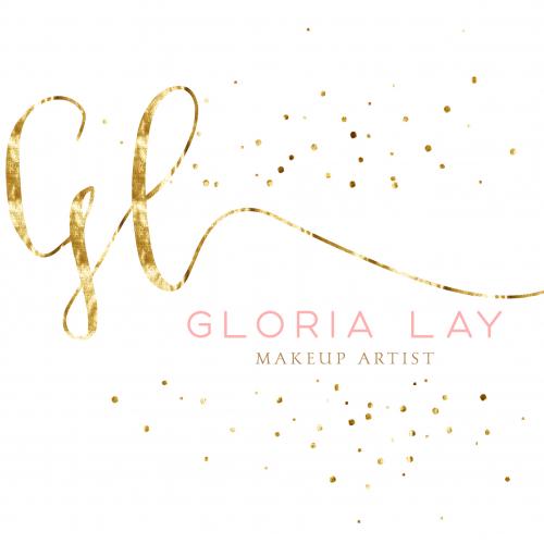 Gold Feminin Logo Design
