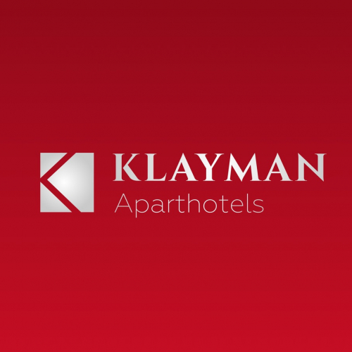 Logo for Klayman Aparthotels