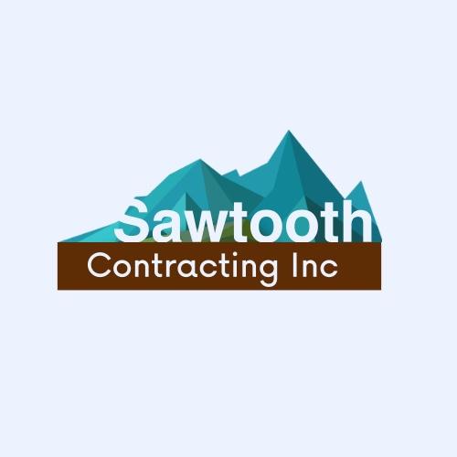 Sawtooth Contracting Inc. Logo