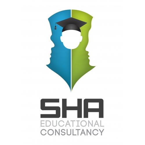 Sha logo Design
