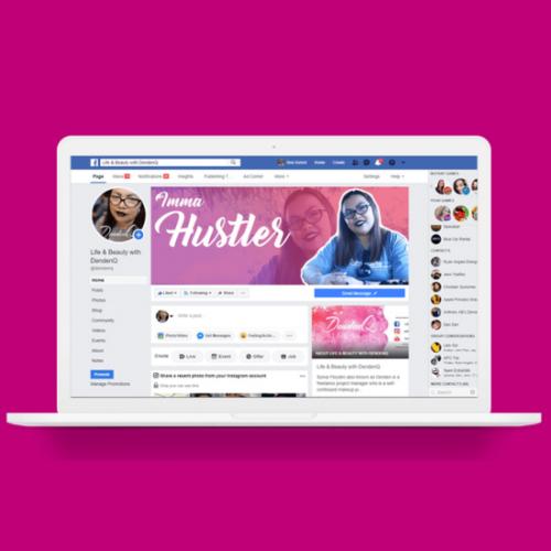 Job: Branding, Social Media Management, Video Editing