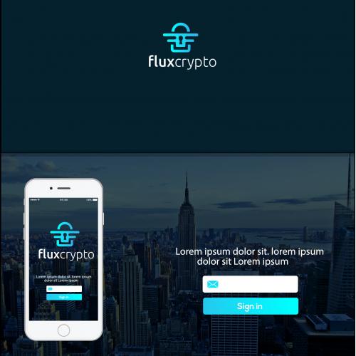 logo for Flux