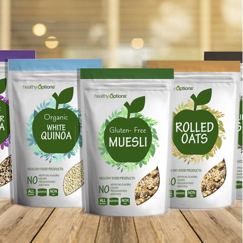 Muesli products