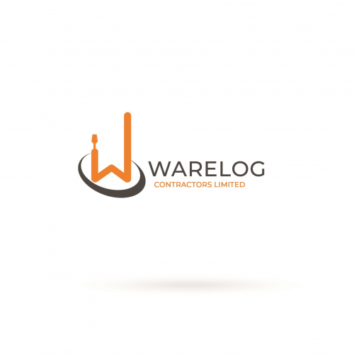 Logo Design for Warelog Contractor's Limited
