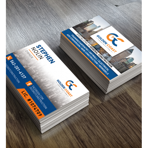Business Card Project