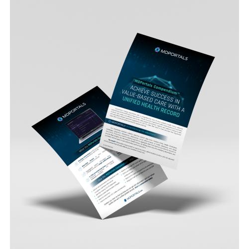 Flyer Design - MDPortals