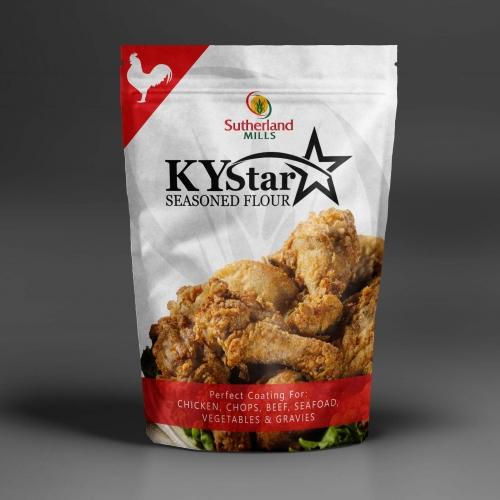 KY Star Packaging design
