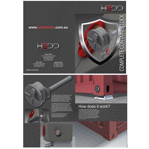HEDD PRODUCT BROCHURE