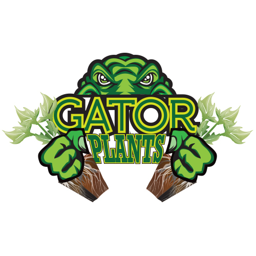 LOGO DESIGN_GATOR PLANTS