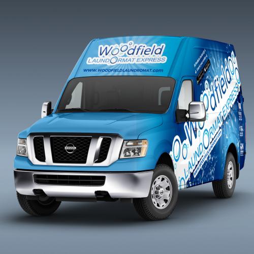 Van Wrap Design