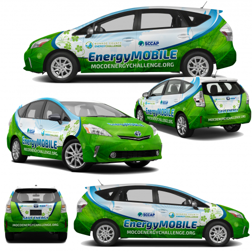 Prius Wrap Design