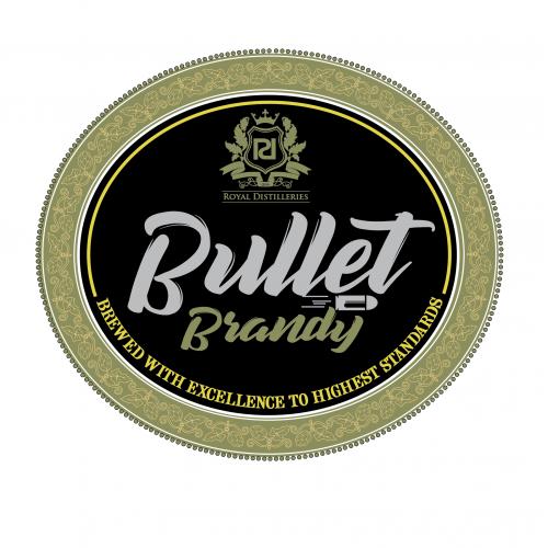Brandy label