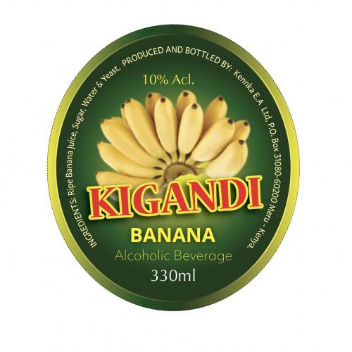 Banana Alcoholic beverage