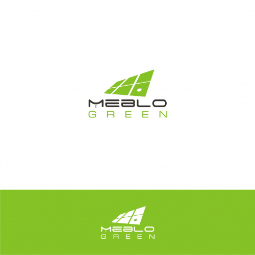 Meblo Green Logo