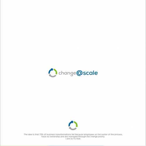 Change@scale Logo