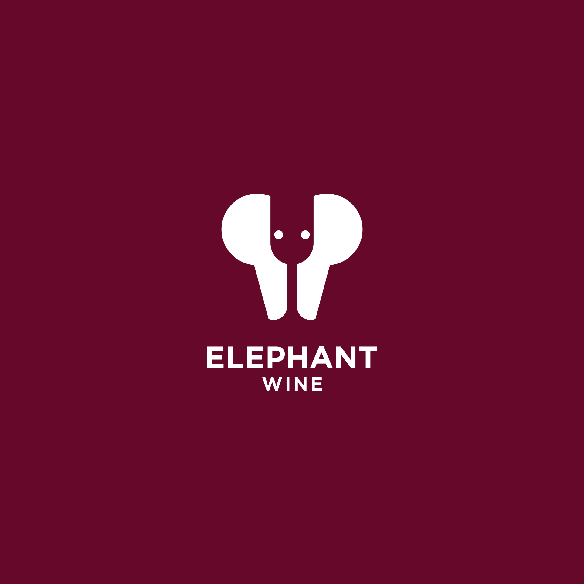 Elephant  Wine Logo