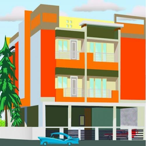 illustrator building