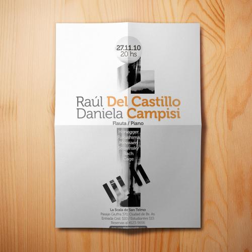 Flyer Design for Concert