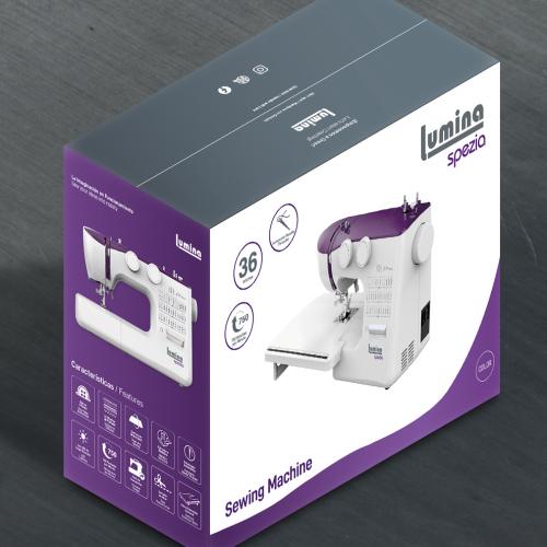 Lumina - Packaging Design