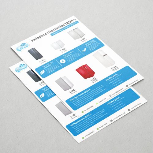 Donna - Catalog Design