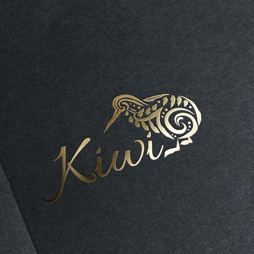 Kiwi Bird Readymade Logo for Sale