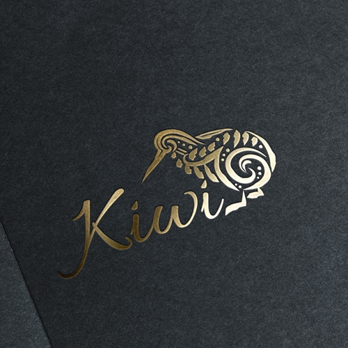 Kiwi Bird Readymade Logo for Sale