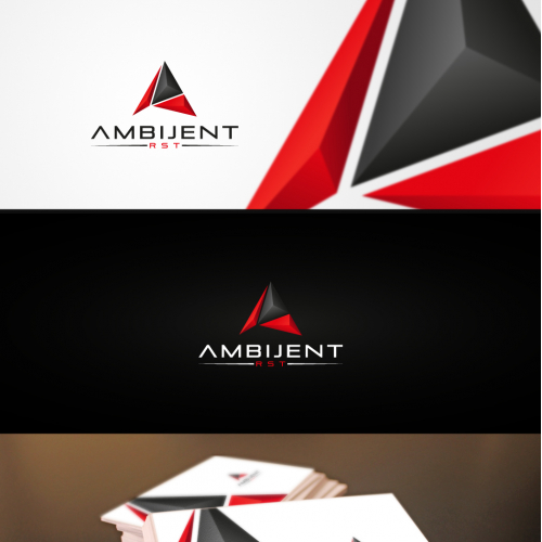 logo for AMBIJENT - RST