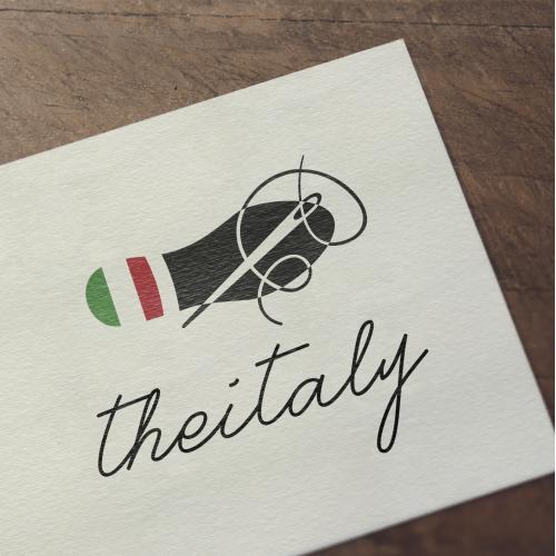 Logo for a custom shoe manufacturer