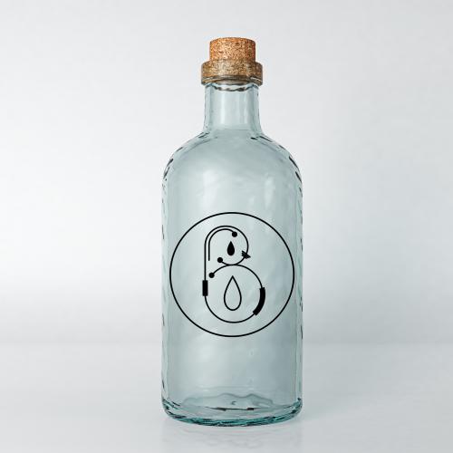 B water