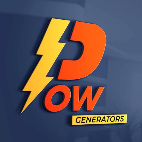 POW GENERATORS Logo Design