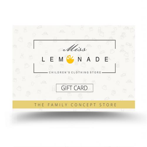 Gift Card / Gift Voucher