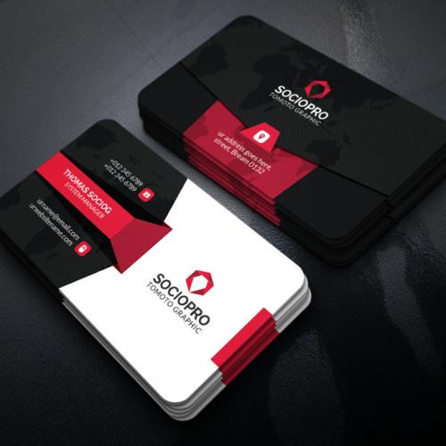 Media Business Card