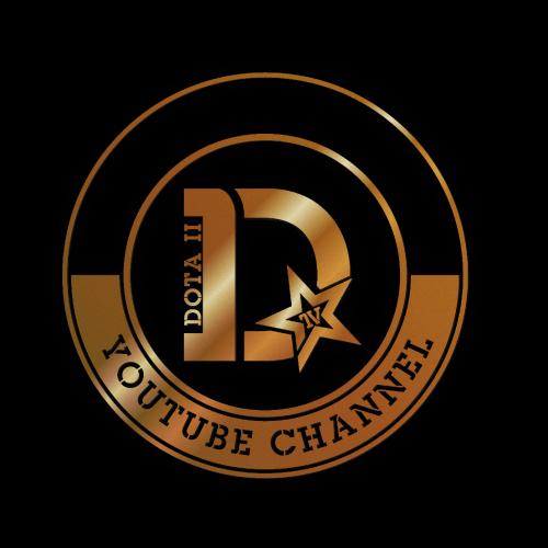 Dota II streamer logo
