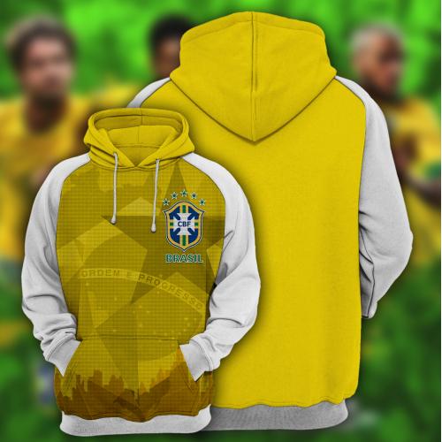 Brasil Team Hoodie (home)