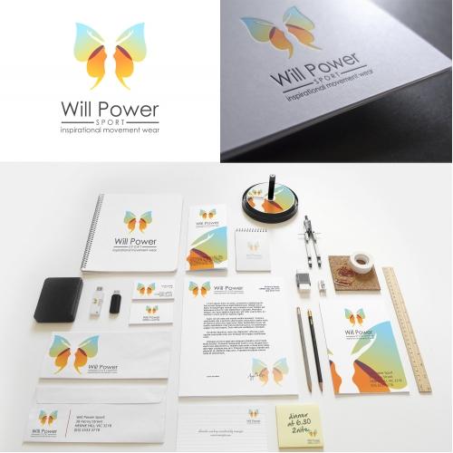 Will Power Brand Identity