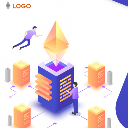 Project Landing Page Blockchain