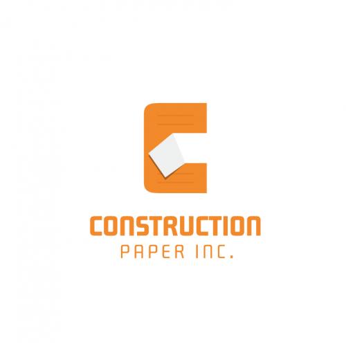Logo Design - Construction Paper