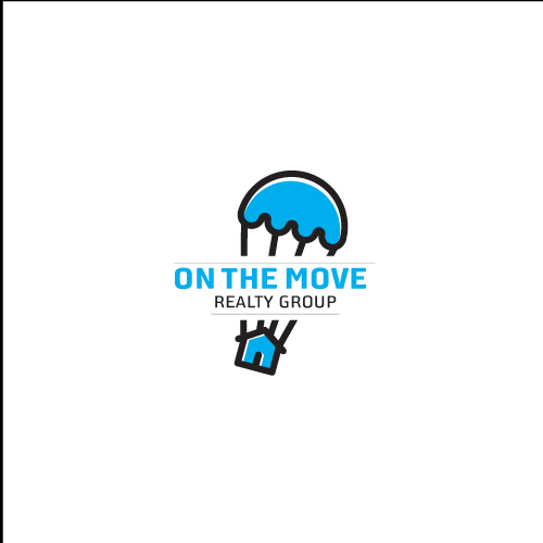 Logo Design | On The Move Realty Group