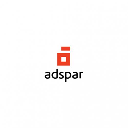 Adspar logo design unused