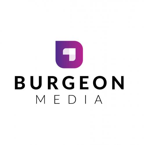 Burgeon Media logo