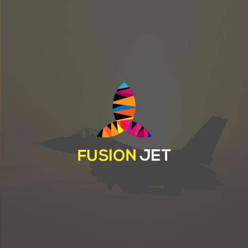 Fusion Jet Logo
